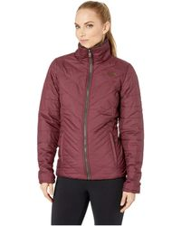 The North Face Mossbud Insulated Reversible Jacket - Purple