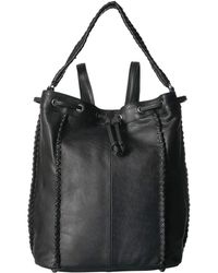 Day & Mood Pixie Multi Backpack - Black