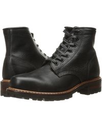 Frye - Arkansas Mid Lace (brown Oiled Suede) Men's Lace-up Boots - Lyst