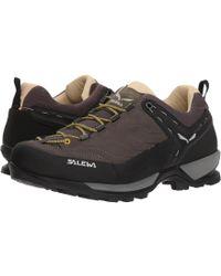 Salewa Mountain Sneaker L - Brown