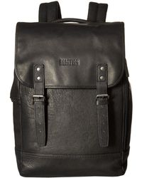 Kenneth Cole Reaction - Colombian Leather - Computer Backpack - Lyst