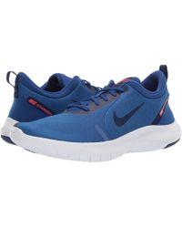 b37dc5cb9dbb Nike - Flex Experience Rn 8 (midnight Navy white monsoon Blue) Men s