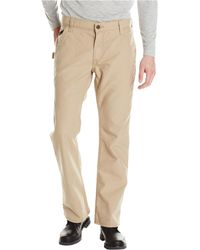 Ariat Fr M4 Low Rise Workhorse Bootcut Pants - Natural