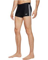 Speedo - Shoreline Square Leg (nautical Navy) Men's Swimwear - Lyst