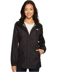 The North Face - Resolve Parka (tnf Black/foil Grey) Women's Coat - Lyst