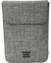 Herschel Supply Co. - Spokane Sleeve For Ipad Mini (deep Teal) Computer Bags - Lyst