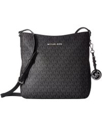 MICHAEL Michael Kors - Jet Set Travel Large Messenger - Lyst
