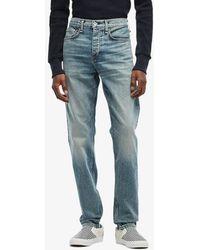 slim skinny s 38 29 fit 2 NWT men/'s Rag /& Bone jeans white selvedge denim