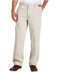 Dockers Comfort Cargo D3 Classic Fit Casual Pants - Natural