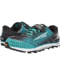 Altra King Mt 2 Running Shoes - Blue