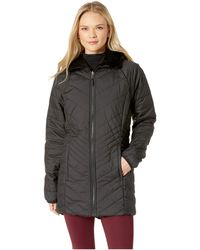 The North Face Mossbud Insulated Reversible Parka - Black