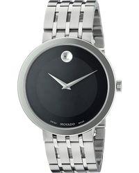 Movado - Esperanza - 0607057 (stainless Steel) Watches - Lyst