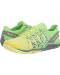 642b0514d0307 Merrell - Trail Glove 5 3d (black) Women s Shoes - Lyst