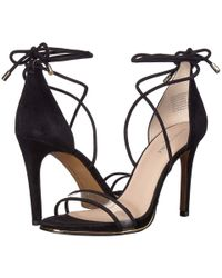 51cacb43915 Kenneth Cole - Berry Vinyl (black Suede) Women s Shoes - Lyst