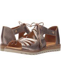 a229b468db27 Pikolinos - Alcudia W1l-0917 (brandy) Women s Shoes - Lyst