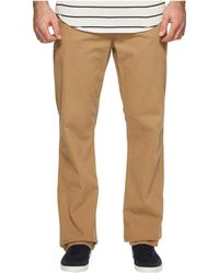 Polo Ralph Lauren - Big Tall Classic Fit Bedford Chino Pants (polo Black) Men's Clothing - Lyst
