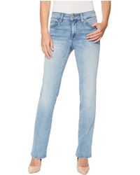 NYDJ - Marilyn Straight In Dreamstate (dreamstate) Women's Jeans - Lyst