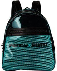 PUMA - X Fenty By Rihanna Clear Backpack (bay/ Black) Backpack Bags - Lyst