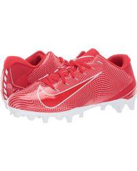 6eaf738c8 Nike Vapor Varsity 3 Td (black white anthracite) Men s Cleated Shoes ...