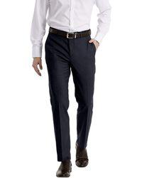 Calvin Klein Slim Fit Suit Separates - Blue