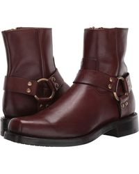 Frye Conway Harness - Brown