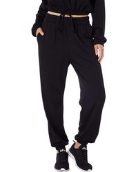 Onzie Varsity Sweatpants - Black