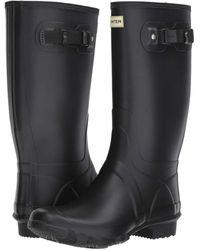 HUNTER Huntress Field Boot - Black