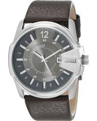 DIESEL - Dz1206 Not So Basic Basic Watch (brown) Watches - Lyst