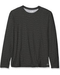 2xist 2(x)ist Active Long Sleeve T-shirt - Black