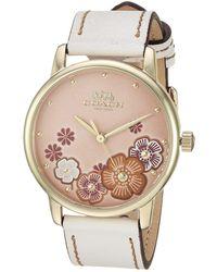 COACH - Grand - 14503008 (multi) Watches - Lyst