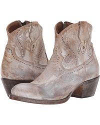Lucchese Sabine - Natural