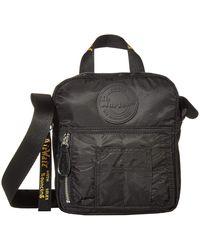 Dr. Martens Flight Super Mini Nylon Bag - Black