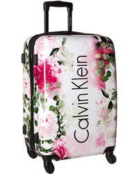 Calvin Klein - Ck-514 24 Upright Suitcase (saint Rochelle) Luggage - Lyst
