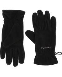 Columbia Fast Trek Glove - Black