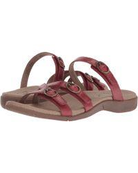Taos Footwear - Captive (black) Women's Sandals - Lyst