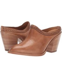 Lucchese Patti - Natural