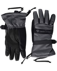 Obermeyer Regulator Gloves - Gray