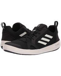 adidas Originals Outdoor Terrex Cc Boat Black/chalk White/black 7 D Us