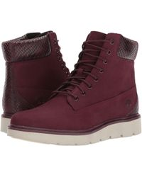 """Timberland Kenniston 6"""" Lace-up Boot - Multicolor"""