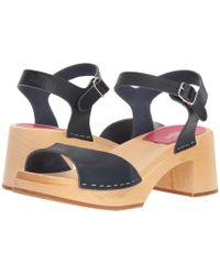 Swedish Hasbeens - Mia (nature) Women's Sandals - Lyst