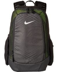 f7cd0819bf25 Nike - Vapor Speed Training Backpack (black volt metallic Silver) Backpack  Bags