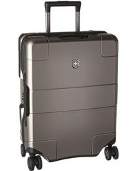 Victorinox - Lexicon Hardside Global Carry-on (black) Luggage - Lyst