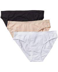 Columbia Four-way Stretch Bikini 3-pack - Multicolor