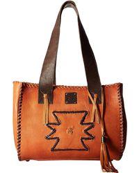 STS Ranchwear - Sienna Tote (urban Tan) Tote Handbags - Lyst