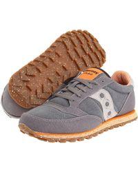 Saucony - Jazz Low Pro Vegan (navy) Men's Classic Shoes - Lyst
