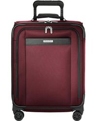 Briggs & Riley - Transcend Vx Wide Carry-on Expandable Spinner (rainforest Green) Luggage - Lyst
