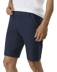 Arc'teryx Atlin Chino Shorts - Blue