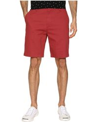 Dockers 9.5 Stretch Perfect Short - Red