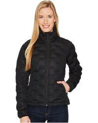 Mountain Hardwear - Stretchdown Ds Jacket (black) Women's Coat - Lyst