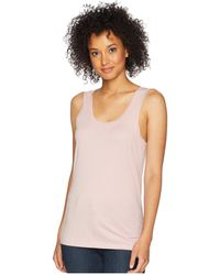 Pendleton - Pima Tank Top (zephyr) Women's Sleeveless - Lyst